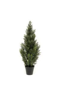 Conifeer Groen, H: 90cm - UV - Waterproof