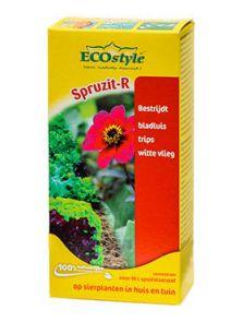 Bestrijding- en glansmiddelen, Spruzit-R 100 ml. conc.