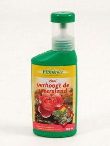 Bestrijding- en glansmiddelen, Vital 250 ml. conc.