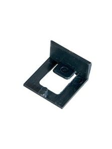 BioMontage, Safety Clip in Solid Shine Anthracite