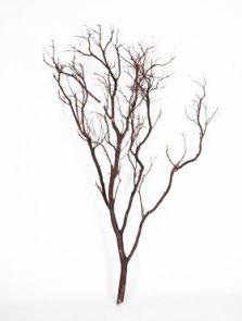 Decowood, Manzanita bruin, L: 120cm