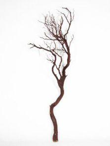 Decowood, Manzanita bruin, L: 150cm