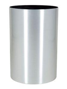 Alure Pilaro, Aluminium geborsteld gelakt, diam: 40cm, H: 60cm