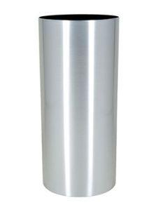 Alure Pilaro, Aluminium geborsteld gelakt, diam: 40cm, H: 90cm