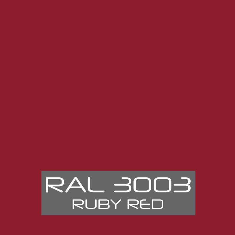 RAL 3003 Robijnrood