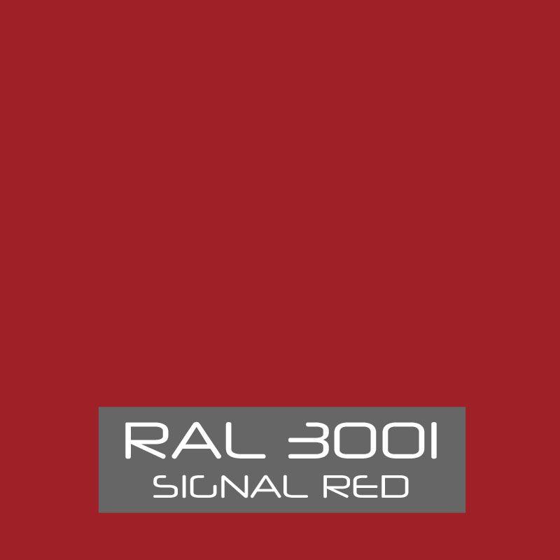 RAL 3001 Singaalrood