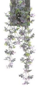 Oxalis hanger paars, L: 75 cm UV bestendig (Niet waterproof)
