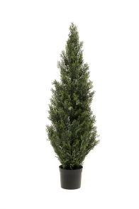 Conifeer Groen, H: 120cm - UV & Waterproof