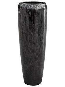 Amfi, Partner Glossy Snake Black, diam: 34cm, H: 97cm