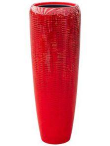 Amfi, Partner Glossy Snake Red, diam: 34cm, H: 97cm