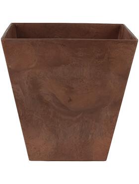 artstone ella pot oak l 40cm h 40cm b 40cm