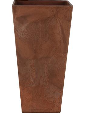 artstone ella vase oak l 35cm h 70cm b 35cm