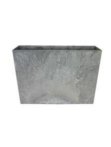 Artstone Ella Divider, Grey, L: 60cm, H: 40cm, B: 26cm