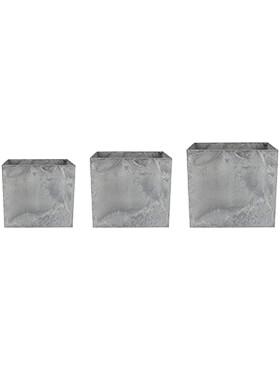 artstone maud pot grey s3 l 37cm h 33cm b 37cm