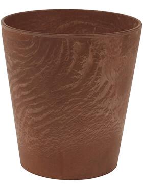 artstone claire pot oak diam 13cm h 14cm