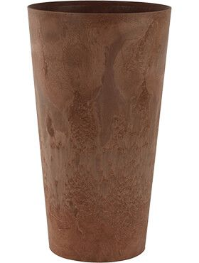artstone claire vase oak diam 28cm h 49cm