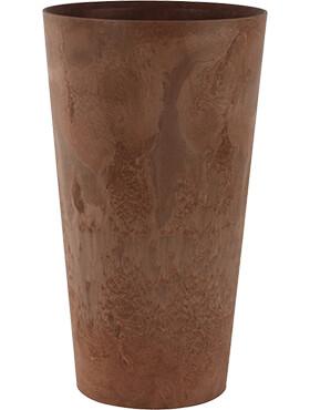 artstone claire vase oak diam 37cm h 70cm