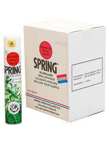 Bestrijding- en glansmiddelen, Spring bladglans karton (12 st.)