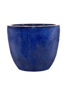 Blauw, Couple extra, diam: 53cm, H: 49cm