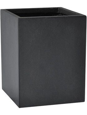 basic cube dark grey l 15cm h 20cm b 15cm