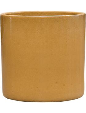 cylinder pot honey diam 30cm h 30cm