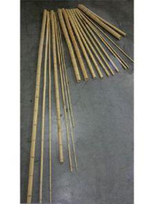 Decowood, Bamboo naturel (3-3,5 cm/520 cm), diam: 3cm, L: 500cm