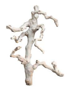 Decowood, Grapewood sandblasted branchy, L: 45cm