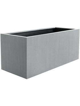 argento box natural grey l 150cm h 50cm b 50cm