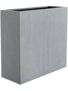 Argento, Divider Natural Grey, L: 95cm, H: 90cm, B: 34cm