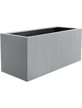 argento box natural grey l 80cm h 30cm b 30cm