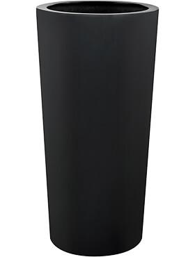 argento vase black diam 36cm h 68cm