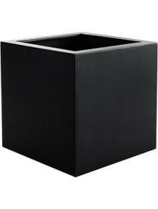 Argento, Cube Black, L: 50cm, H: 50cm, B: 50cm