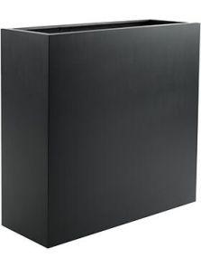 Argento, Divider Black, L: 95cm, H: 90cm, B: 34cm