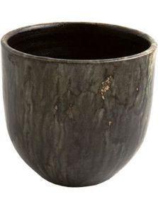 D&M Indoor, Pot Array Nachtblauw, diam: 27cm, H: 27cm
