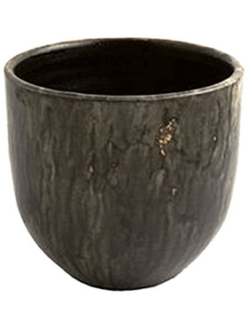 array pot night blue diam 36cm h 36cm