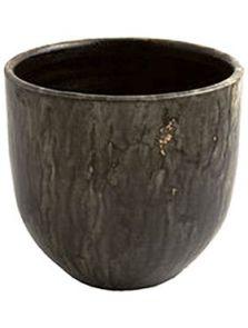 Array, Pot Night Blue, diam: 36cm, H: 36cm