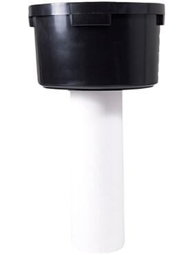 baq ecoline phoenix inzetbak hydro rond diam 39cm h 74cm