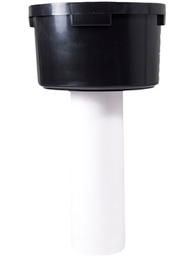 baq ecoline phoenix inzetbak hydro rond diam 39cm h 90cm