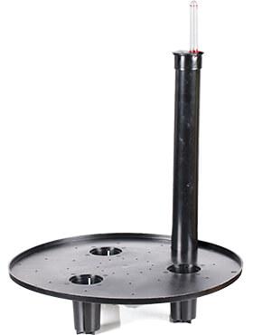 baq ecoline phoenix irrigatie systeem rond diam 33cm h 10cm