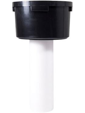 baq ecoline rise inzetbak hydro rond diam 39cm h 69cm