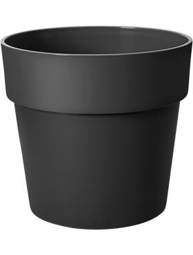b for original round living black diam 137cm h 125cm