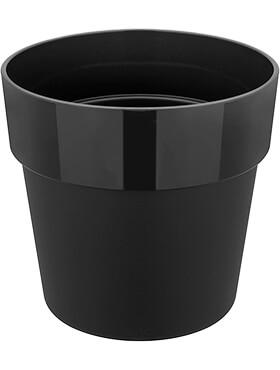 b for original round living black diam 22cm h 203cm