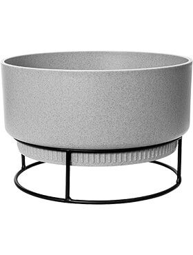 b for studio bowl living concrete diam 295cm h 191cm