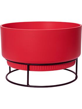 b for studio bowl brilliant red diam 295cm h 191cm