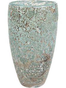 Aya, Vase Partner Ice Green, diam: 16cm, H: 28cm