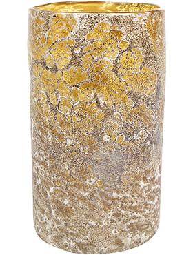 aya vase cylinder mountain diam 15cm h 27cm