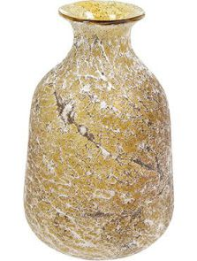 Aya, Vase Bottle Mountain, diam: 17cm, H: 26cm