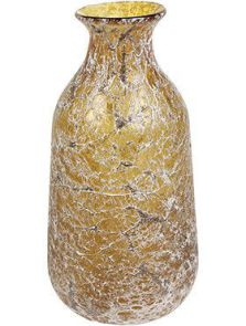 Aya, Vase Bottle Mountain, diam: 18cm, H: 36cm
