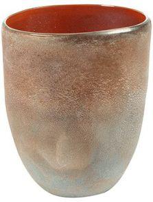 Aya, Vase Partner Blush, diam: 13cm, H: 15cm