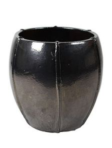 Bullet Grey, Couple antraciet (Moda), diam: 43cm, H: 43cm